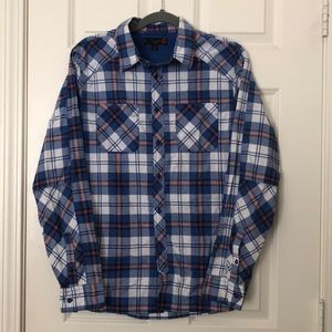 Guess Long-Sleeved Button Down Shirt